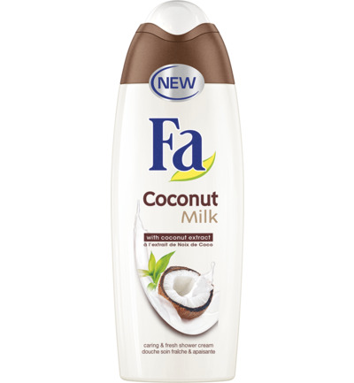 Coconut Milk Douchecreme 250 ml