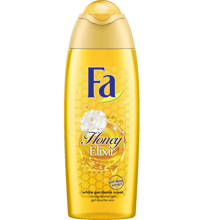 Honey Elixir Douchegel 250 ml
