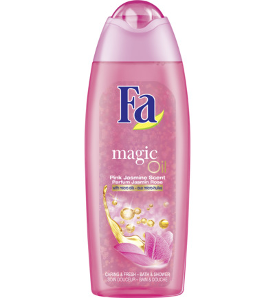 Magic Oil Pink Jasmine Bad & Douchgel 500 ml