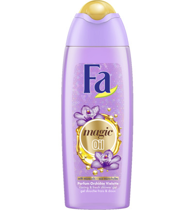 Magic Oil Purple Orchid Douchegel 250 ml