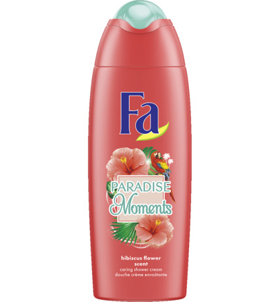 Paradise Moments Douchecreme 250 ml