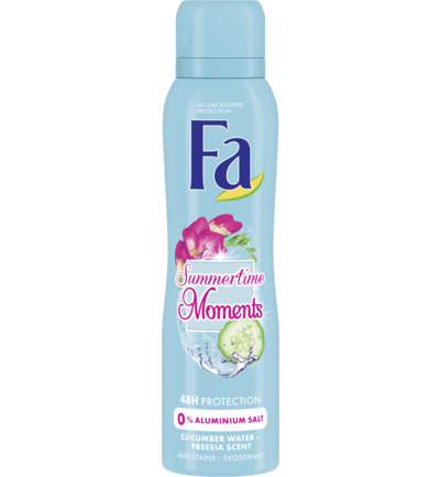 Summertimes Moments Deodorant Spray 150 ml