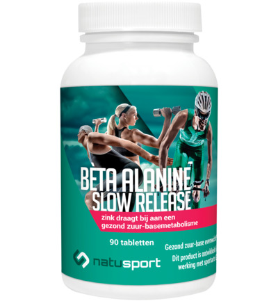 Beta Alanine Slow Release