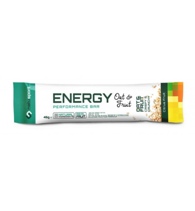Energy Performance Bar OAT&Fruit Citrus - Lime