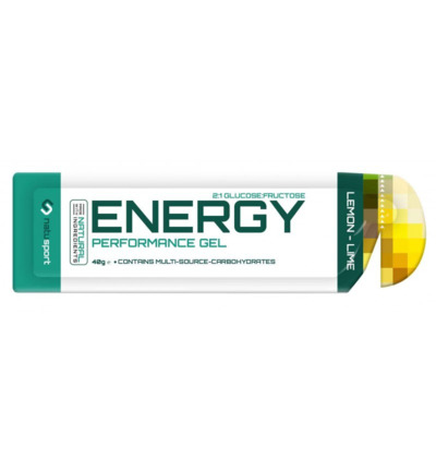 Energy Performance Gel Lemon - Lime