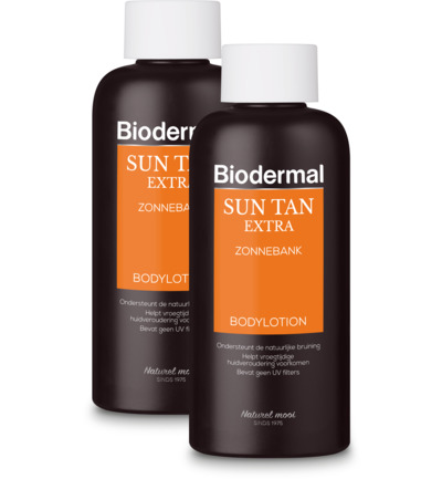 Sun Tan Extra Bodylotion duo