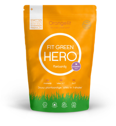Fit Green Hero blueberry