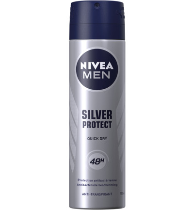 Silver Protect quick dry spray 48h