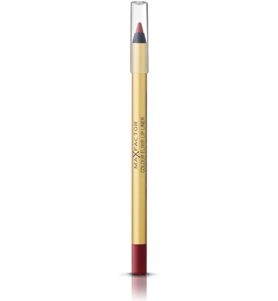 Max Factor Colour Elixir Lipliner (Various Shades) Ruby Red