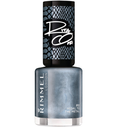 60sec Rita Ora nagellak : 812 - Pedal To The Metal
