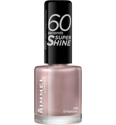 60sec Supershine nagellak : 210 - Ethereal