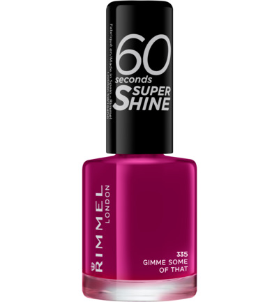 60sec Supershine nagellak : 335 - Gimme Some Of That