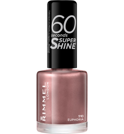 60sec Supershine nagellak : 510 - Euphoria