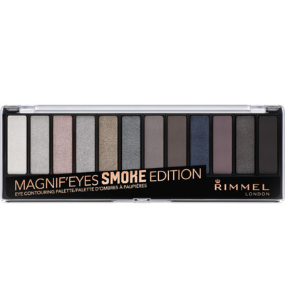 Eyes Eyeshadow Palette : 003 - Smokey