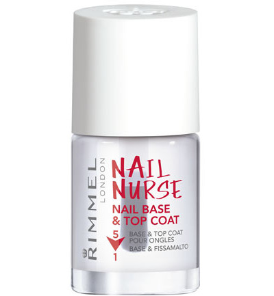 Nail Nurse Base & Top Coat