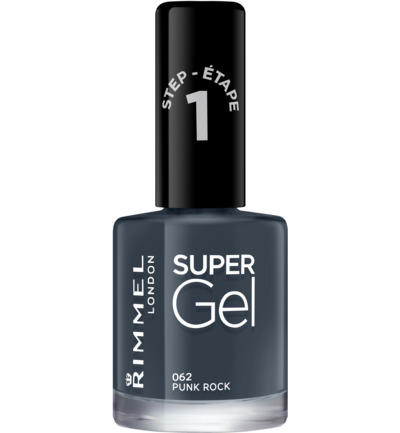 Super Gel nagellak : 062 - Punk Rock