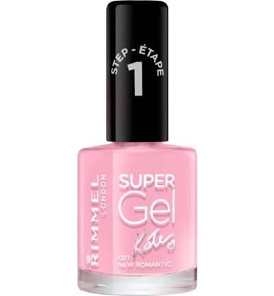 Super Gel Kate nagellak : 21 - New Romantic