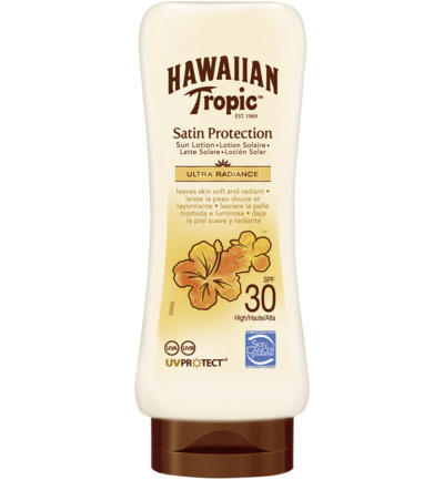Satin Protection Sun Lotion SPF30