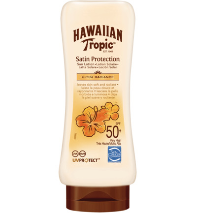 Satin Protection Sun Lotion SPF50