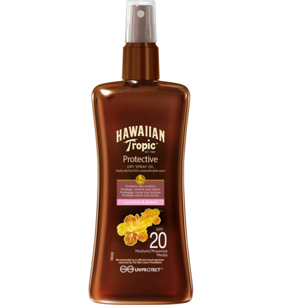 Protective Dry Spray Oil SPF20