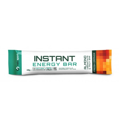 Instant Energy Bar Orange
