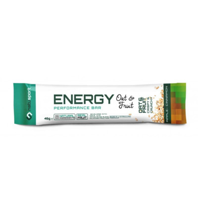 Energy Performance Bar OAT&Fruit Apple-cinamon