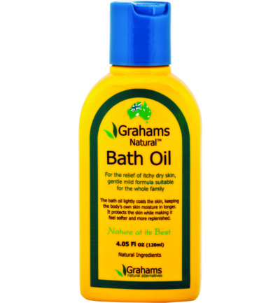 Natural Bath Oil