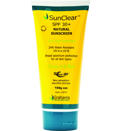 Grahams Zonnebrand Cocos Factor(spf)30 150ml