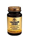 Lactase 3500 chewable