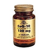 Co-Enzyme Q-10 120 mg vc