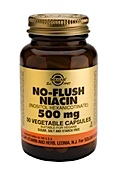 No-Flush Niacin B-3 500 mg vc