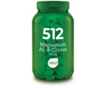 512 Magnesium AC & citraat 150mg