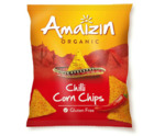 Corn chips chili bio