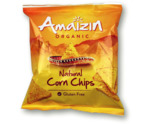 Corn chips naturel bio