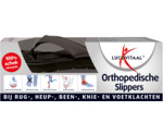 Orthopedische slippers 43-44 zwart