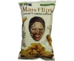 Mais flips peanut & roasted cashew fairtrade