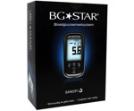 bg star glucose mtr startpakke display