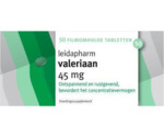 Valeriaanextract 45 mg