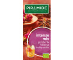 Intense mix gember & hibiscus thee