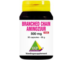 Branched chain aminozuur 500 mg puur