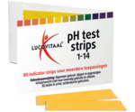 Zuurbase ph test strips