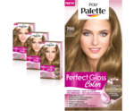 Perfect Gloss Haarverf 700 Honing Blond Trio