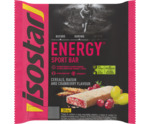 Energy sport bar cereals raisin cranberry 3x40g