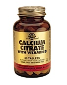 Calcium Citrate with Vitamin D