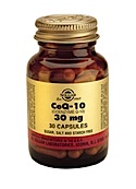 Co-Enzyme Q-10 30 mg vc