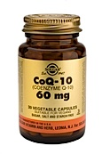 Co-Enzyme Q-10 60 mg vc