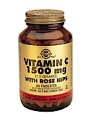 Vitamin C with Rose Hips 1500 mg