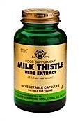 Milk Thistle Mariadistel Extract vc
